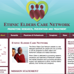 Ethnic Elders Care Website