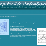Erik Jekabson Website