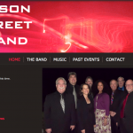 Addison Street Band Website