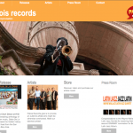 Patois Records Website