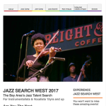 Living Jazz Newsletter