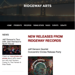 Ridgeway Arts Newsletter